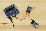 MQ-4 Methane Gas controlled Switch Controller Arduino