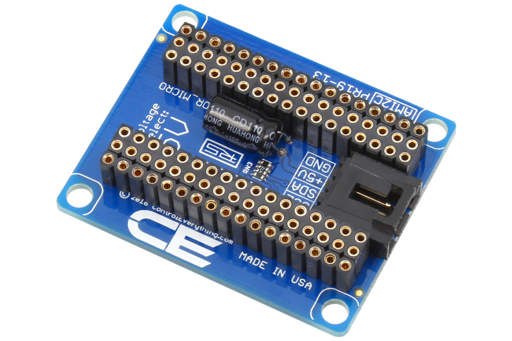 Arduino Micro Compatible I2c Shield
