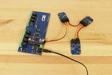 Arduino Micro Relay Shield chained to BMA250 and I2C Sensors