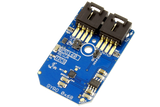 BMG160 16-bit Triaxial ±125°/s to ±2000°/s Gyroscope Sensor I2C Mini Module