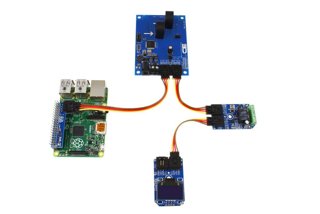 Raspberry Pi Energy Monitoring Kit
