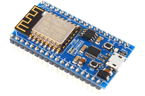 ESP8266 IoT Communication Module with Integrated USB