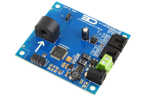 I2C Current Monitoring Controller 1-Channel 10-Amp 95% Accuracy
