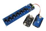 BeagleBone Black Current Monitoring 12-Channel 20-Amp 95% Accuracy