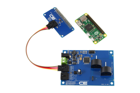 2-Channel On-Board AC Current Monitor for I2C
