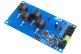 Current Monitoring 4-Channel 10-Amp 95% Accuracy with I2C Interface