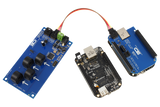 I2C Energy Monitoring for BeagleBone Black 4-Channel 15-Amp Range