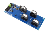 I2C Current Monitoring Controller 4-Channel 20-Amp 97% Accuracy