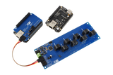 BeagleBone Black Current Measurement 8-Channel 20-Amp I2C