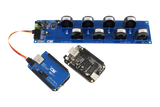 I2C Current Monitoring for BeagleBoard Black 8-Channel 30-Amp