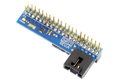 I2C Interface for Raspberry Pi 3 and Pi 2