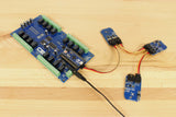 LIS302DLTR Accelerometer Arduino Micro 16-Channel Relay Shield