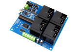 4 Channel Arduino Relay Controller With 4 GPIO