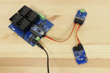 Light Controlled Arduino Relay Switch