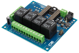 USB 4 Channel Relay Board