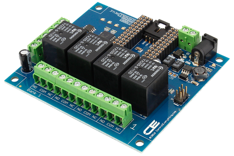 4 Channel Relay Controller For Arduino Nano