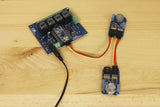 Gas Controlled Relay Board