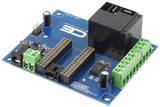 Relay Shield for Arduino Nano I2C 1-Channel 30-Amp SPST 7 Programmable Digital Inputs/Outputs