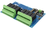 Relay Controller For Xbee