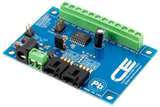 MCP23008 GPIO Digital I/O with I2C Interface