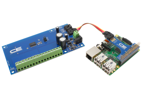 MCP23008 4-Channel 8W Open Collector FET Driver 4-Channel GPIO with Cross-Platform I2C Interface