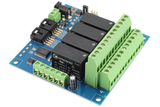 Raspberry Pi Relay Controller 4 Channel DPDT 5-Amp