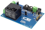I2C Relay Controller 1-Channel 30-Amp SPST 7 Programmable Digital Inputs/Outputs