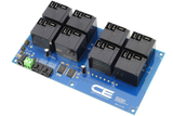 I2C Relay Controller 8-Channel 20-Amp SPDT
