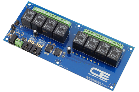 8 Channel Relay Board