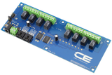 I2C Relay Controller 8-Channel Signal Relay 1-Amp SPDT