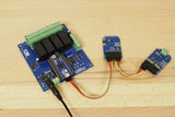 4-Channel DPDT Arduino Relay Shield for Arduino Micro 5-Amp 4 Programmable Digital Input Output