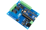 Relay Shield for Arduino Micro I2C 2-Channel Signal Relay 1A SPDT 6 Programmable Digital Inputs/Outputs