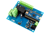 Relay Shield for Arduino Micro I2C 1-Channel DPDT 5-Amp 7 Programmable Digital Input Output