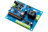 Relay Shield for Arduino Micro I2C 1-Channel SPDT 10-Amp 7 Programmable Digital Input Output