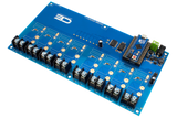 Solid-State Relay Shield for Arduino Micro I2C 8-Channel SPST Host Controller