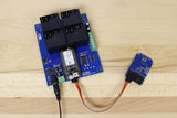 Cellular Relay Controller and Temperature Sensor