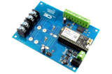 Solid-State Relay Shield for Particle Electron I2C 2-Channel SPST Host with Cellular and USB Interface + 6 Programmable GPIO