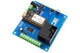 High-Power Relay Shield for Particle Electron I2C 1-Channel SPST 30-Amp with Cellular and USB Interface + 7 Programmable GPIO