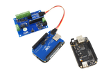 BeagleBone I2C Shield and 1-Channel 1-Amp SPDT Relay