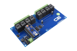 Adapt this I2C Relay Shield to Arduino Micro using the AM Adapter