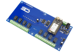 Relay Shield for Particle Electron I2C 8-Channel SPDT 1-Amp Signal Relay with Cellular and USB Interface