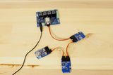 Particle Photon Relay Shield Gas Sensor I2C Bus