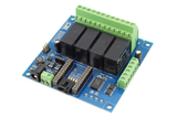 4 Channel Wifi Relay Controller