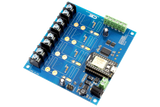 Relay Shield for Particle Photon I2C 4-Channel Solid-State Relay 4 Programmable Digital Input Output