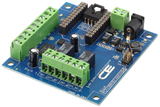 Relay Shield for Particle Photon I2C 2-Channel SPDT 1-Amp Signal Relay with WiFi and USB Interface + 6 Programmable GPIO