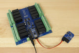 16 Channel USB Relay Controller