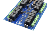 16-Channel Arduino Nano Relay Shield I2C