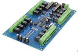 Relay Shield for Arduino Nano I2C 16-Channel Signal Relay 1A SPDT