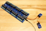 Arduino Nano Relay Board 32-Channel with I2C Sensors