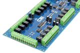 I2C Relay Controller 24-Channel Signal Relay 1-Amp SPDT 8 Programmable Digital Inputs/Outputs
